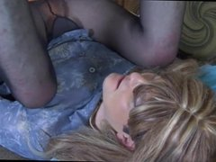 Crossdresser love scenes