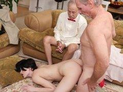 1 Alex  harper 2 old men