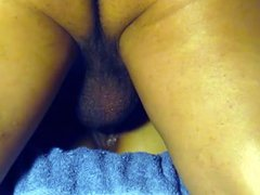 I Slowly Penetrate My Wife's Wet Asian Pussy