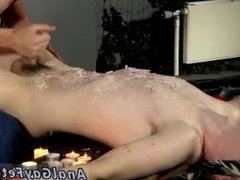 Guy gay sex footjob movieture Wanked And Waxed To The Limit