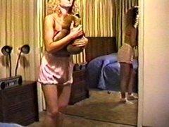 Beautilful California Amateurs V3 Showing hot Nylon Panties