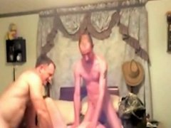 Amateur Cuckold Touching Wife