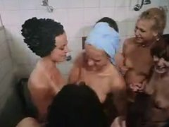 vintage german shower hairy