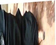 Hijab Abaya Candid : 005