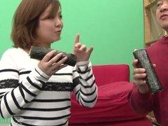 Kaori Hoshino Loves Fat Cock (Uncensored JAV)