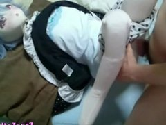 Doll Sex - FreeFetishTVcom
