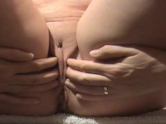 Mature open pussy