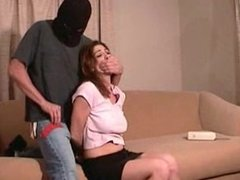 Cute Girl Tied and Gagged 1