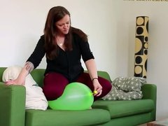 Balloons at Clips4sale.com