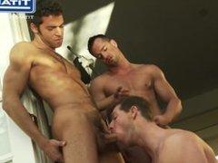 Distraction: Dario Beck, Dean Flynn & Marco Blaze!