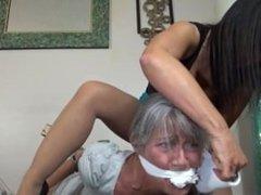 Gigi tied women