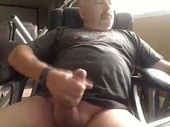 540. daddy cum for cam