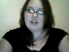 Amazing Fat BBW Teen masturbating dripping pussy-1