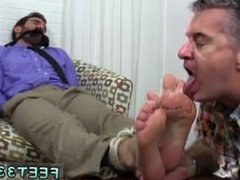 Indian feet tgp gay Chase LaChance Tied Up, Gagged & Foot Worshiped