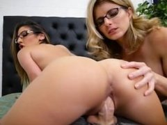 bbs - cory chase and dava foxx