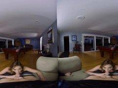 VR Rack 'em Up, Christiana Cinn