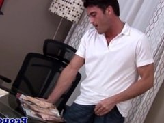 Mature straight studs solo masturbation
