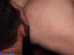 Hairy gay matures anal action closeup