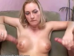 Making The Cock Squirt