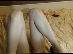 18yo girl small tits small pussy high heels o