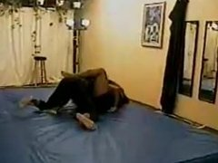 4 fem wrestling
