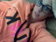 carolyne teasing on webcam