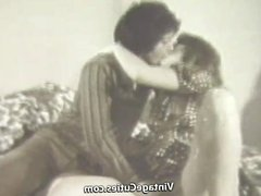 Nice Oral Sex with two Young People (1960s Vintage)