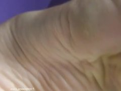 Alley Rossa Wrinkled Sole Tease HOT