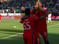 Mexico vs Chile - Copa America Centenario  [7-0]