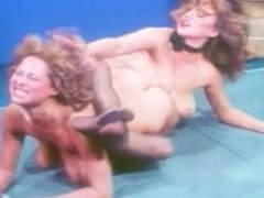 Oral Annie Classic Catfight