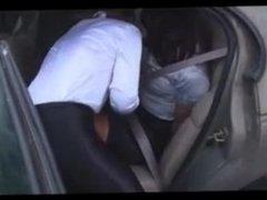 cop arrests girl to enslave her