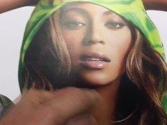 Cum Tribute - Beyonce