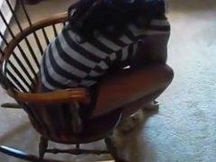 Black Girl Fart 2