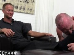 Foot fucking males and foot slave hard photo gay Dev Worships Jason