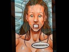 Whores Unleashed (Interracial Comics Compilation)