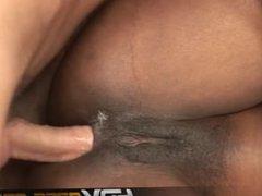 Ebony Jasmine Rides Dick For Cum