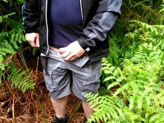 Will wanking in dalby forest