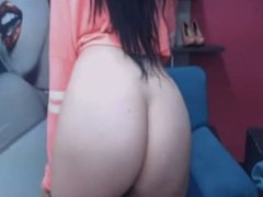 new cute colombian webcam girl great ass must see part 2 omegle