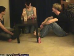 Gay sex fucking emo and twink college boys sex tube Trace and William get