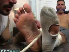 Feet gay cartoon Johnny Foot Fucks Caleb