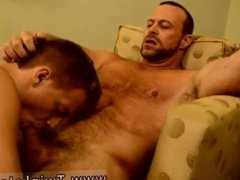 Gorgeous mens dick gay first time Billy is too youthful to go out