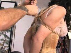 Bondage and Corset Karina