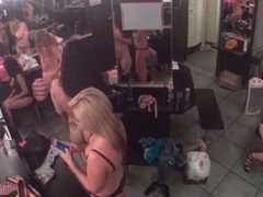 strippers doing hair and makeup omegle
