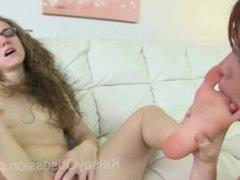 lesbian worship feet 14