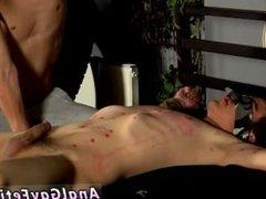 Gay genital bondage videos and bondage movies male full length Reece has