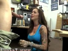 Big tall woman and gas station blowjob full length Vinyl Queen!