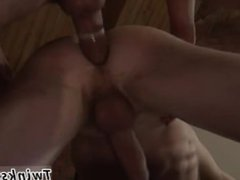 Largest real dick in anal gay porn first time With his slot used and his