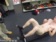 Hunks with thongs on movies gay Fitness trainer gets anal banged