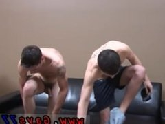 Swallowing another cute guys straight load gay With a massive smile on