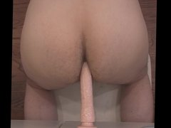 Anal Toy - Doggie Style Part 1